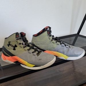 Under Armour Curry 2 Special Edition